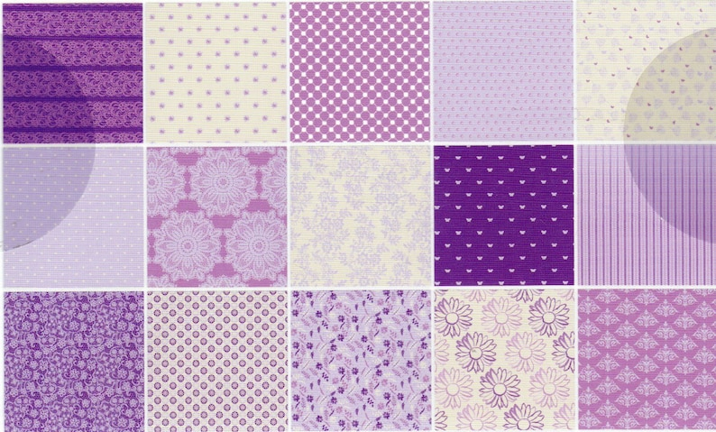 """Premium Craft Paperstock Simply Creative 6x6/"""" Floral Luxe Scrapbook Paper"""