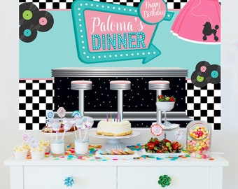 Cake Table Backdrops