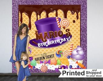 Party Photo Backdrops