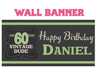 Birthday Banners