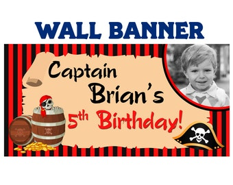 Kids Birthday Banners