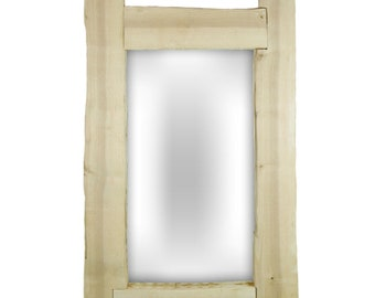 Mirror with natural ash wood Montevente