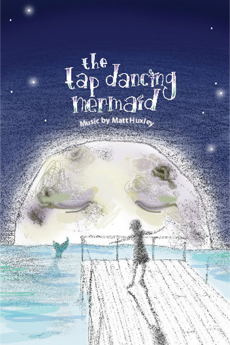 The Tap Dancing Mermaid CD image 0