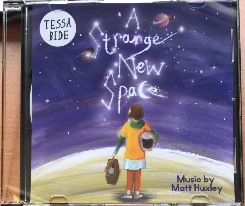 A Strange New Space Soundtrack image 0
