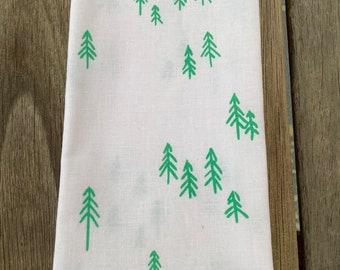 Tree Napkins (Set of 4 )