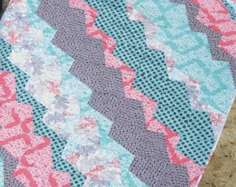 Ditto Quilt Pattern from Jaybird Quilts # JBQ119