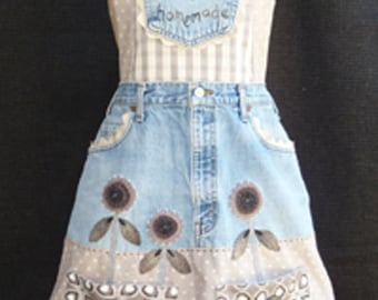 Happiness is Homemade Pattern by Kathi Campbell from Heart to Hand