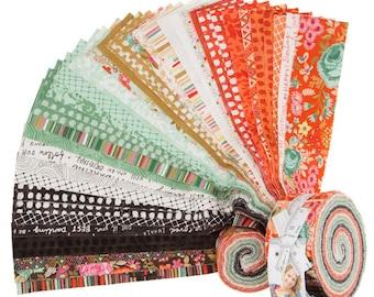 Meraki Jelly Roll by BasicGrey for Moda Fabrics