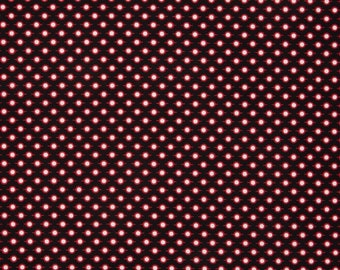 Windsong Dot Black Yardage by Huguenot Street for Windham Fabrics BTY