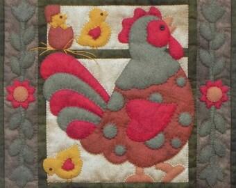 Spotty Rooster Kit