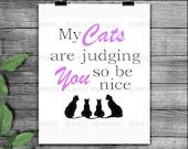 Cat SVG, Silhouette files, Cutting files, cat, instant download, cat PNG, cat stencil, vinyl stencil, die cutting, cat art, cats