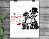 Till death do us part SVG...