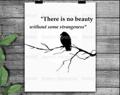 There is no beauty withou...