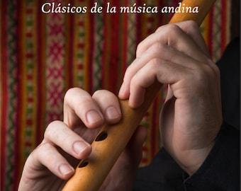 Melodias para Quena - Clasicos de la Musica Andina (Quena sheet music)