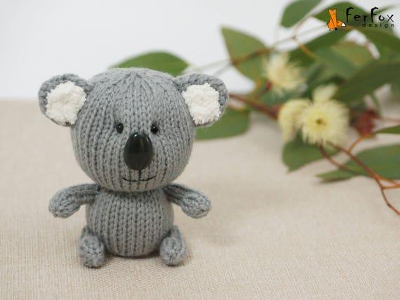 Koala bear pillow | Etsy