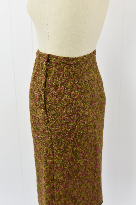 1960s Bonnie Cashin 2 Piece Skirt Set - image 9