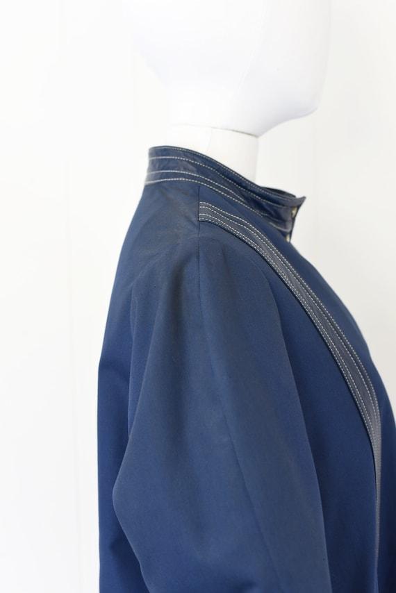 1960s Sills by Bonnie Cashin Blue Coat - image 7