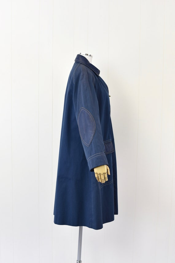 1960's Sills by Bonnie Cashin Blue Coat - image 4