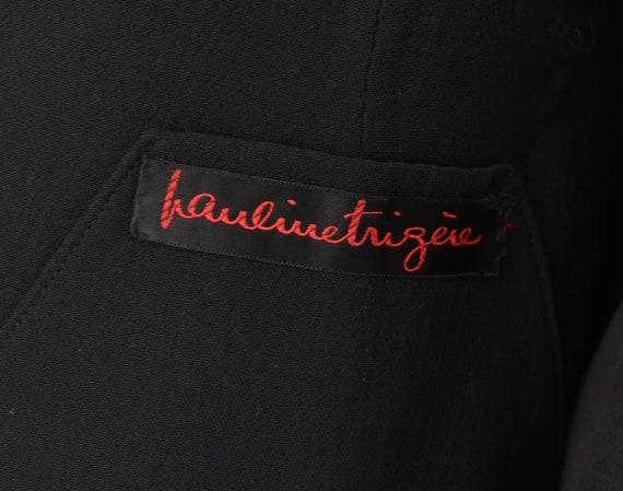 1980s Pauline Trigere Two Piece Suit - image 10