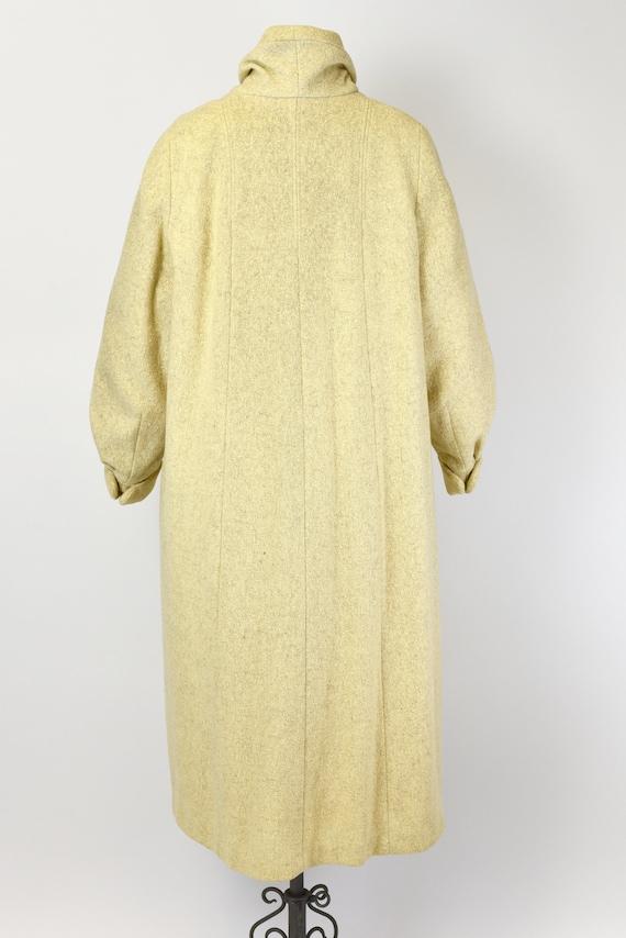 1940's Oatmeal Wool Coat - image 5