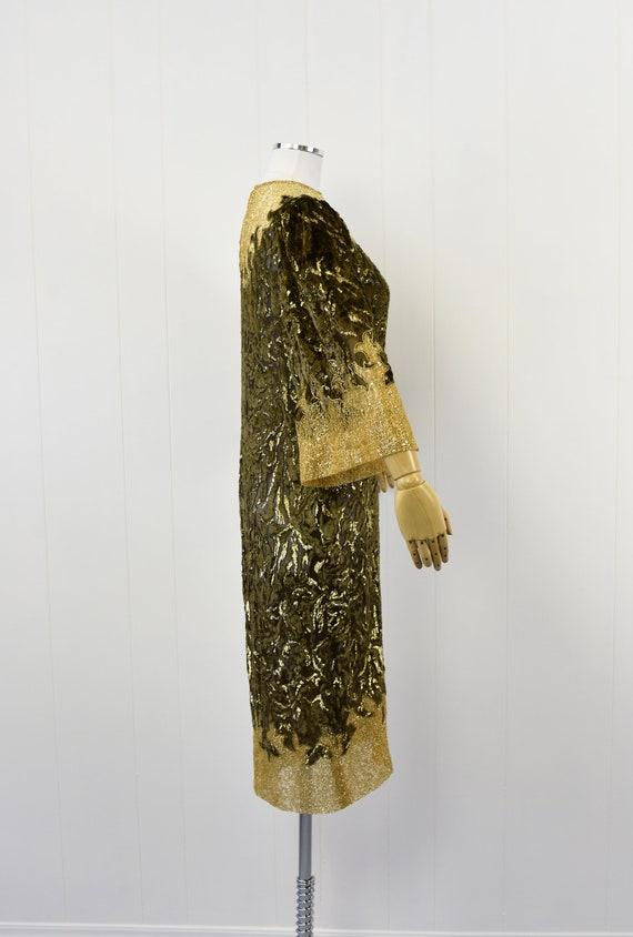 1980's Oscar de la Renta Dress - image 5