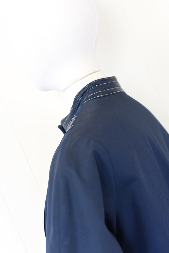 1960s Sills by Bonnie Cashin Blue Coat - image 8