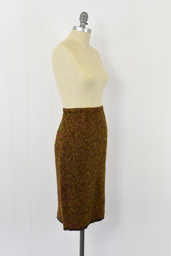 1960s Bonnie Cashin 2 Piece Skirt Set - image 10