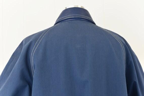 1960's Sills by Bonnie Cashin Blue Coat - image 7
