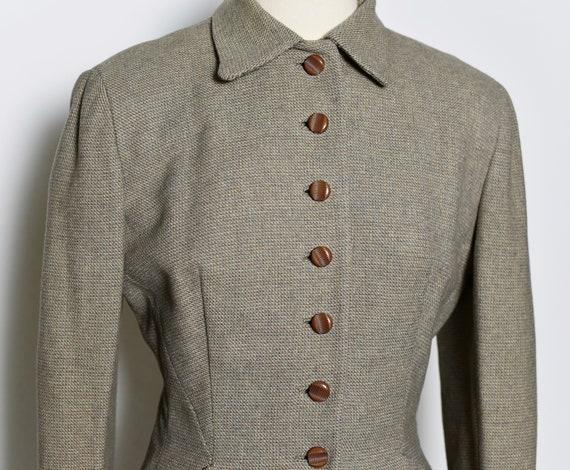 1940's Tweed Suit Set - image 5