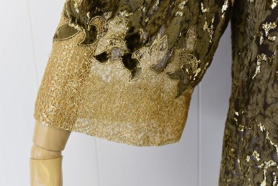 1980's Oscar de la Renta Dress - image 4