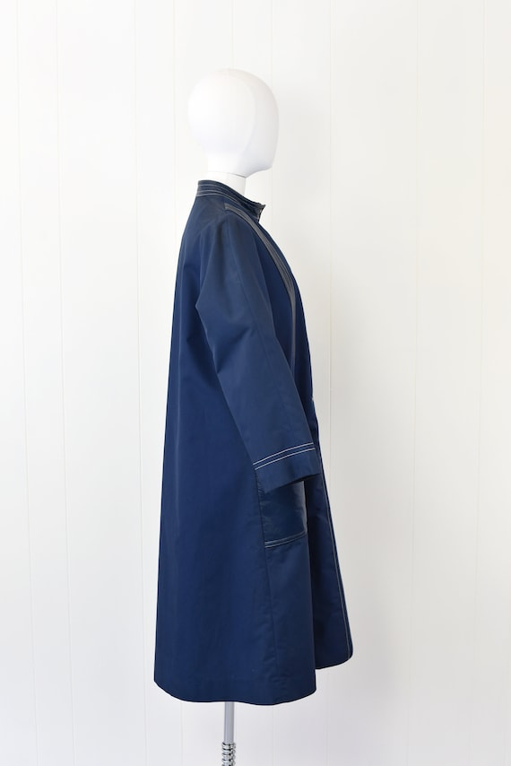 1960s Sills by Bonnie Cashin Blue Coat - image 4