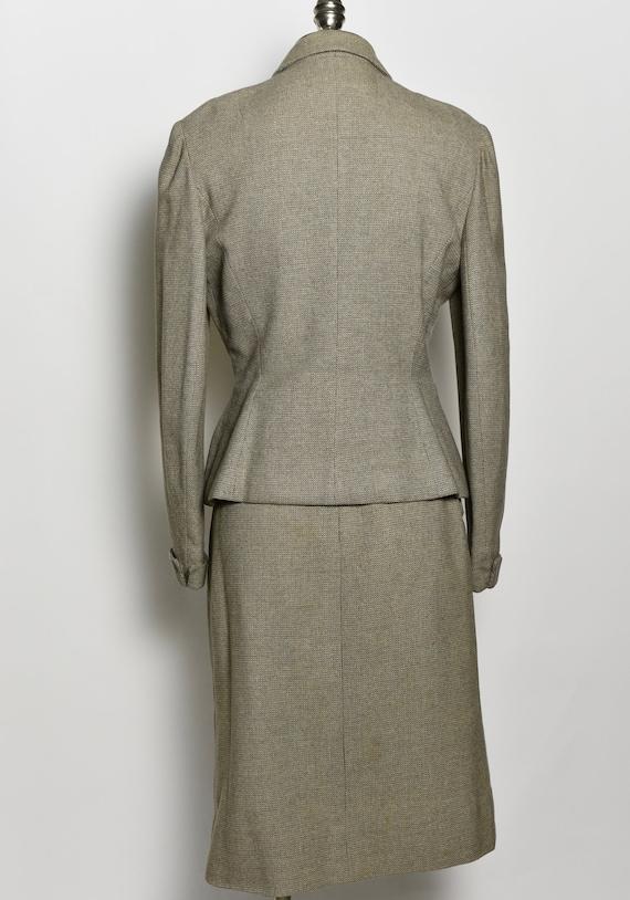 1940's Tweed Suit Set - image 4