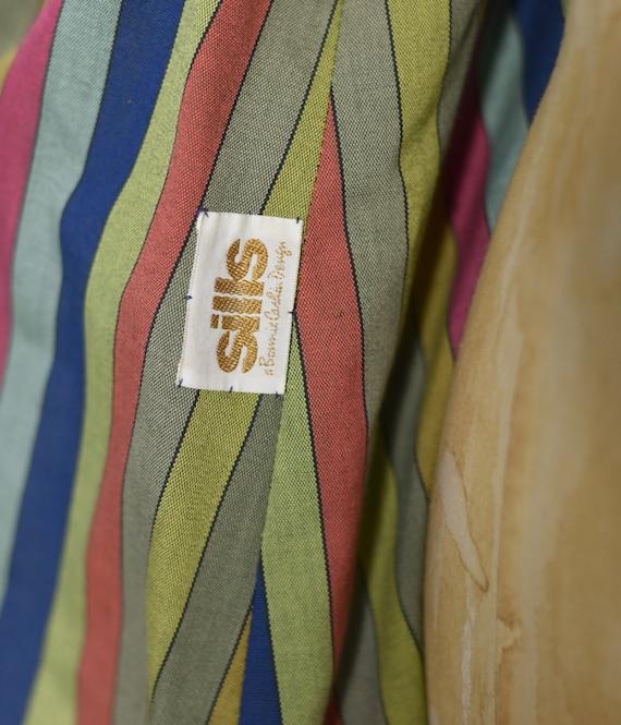1960's Sills by Bonnie Cashin Blue Coat - image 6
