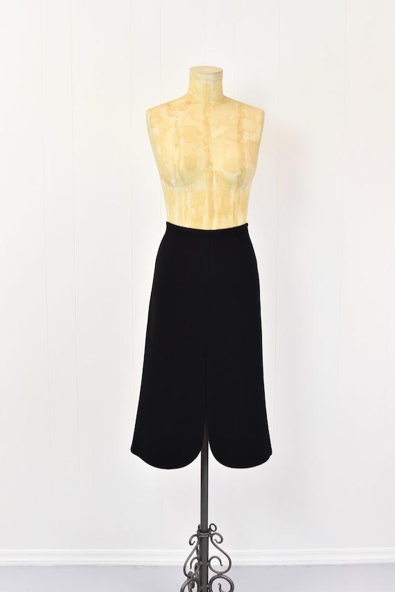 1980s Pauline Trigere Two Piece Suit - image 8