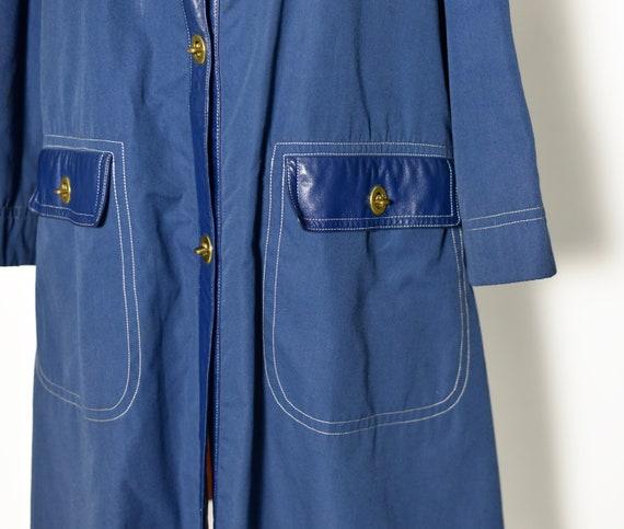 1960's Sills by Bonnie Cashin Blue Coat - image 3