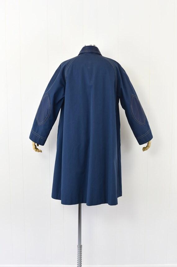 1960's Sills by Bonnie Cashin Blue Coat - image 5