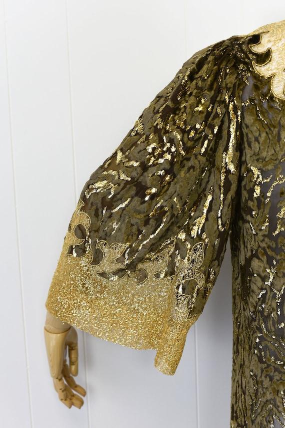 1980's Oscar de la Renta Dress - image 8