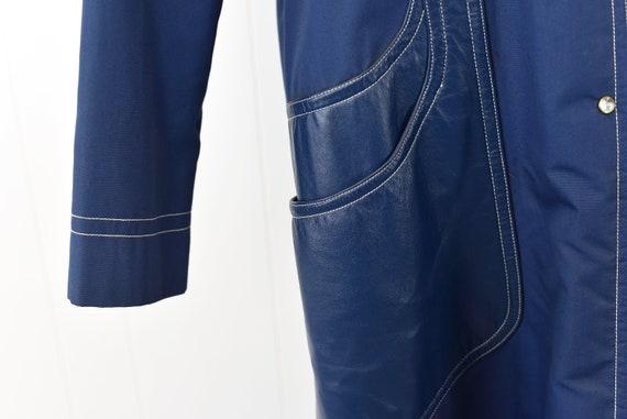 1960s Sills by Bonnie Cashin Blue Coat - image 6