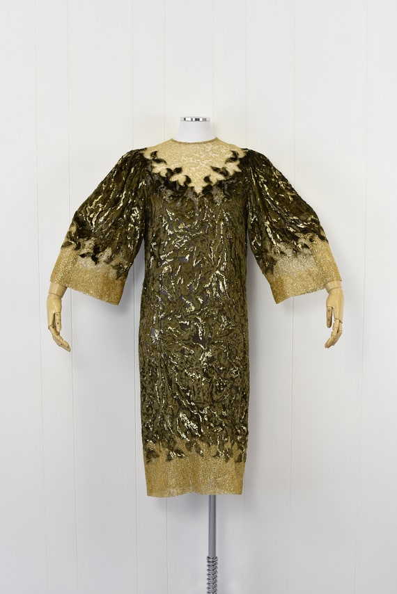 1980's Oscar de la Renta Dress - image 2