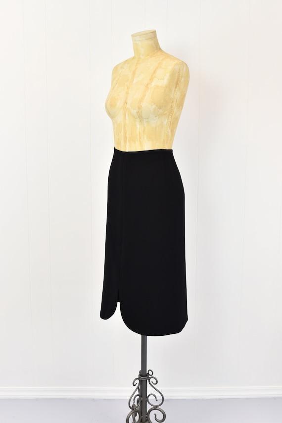 1980s Pauline Trigere Two Piece Suit - image 9