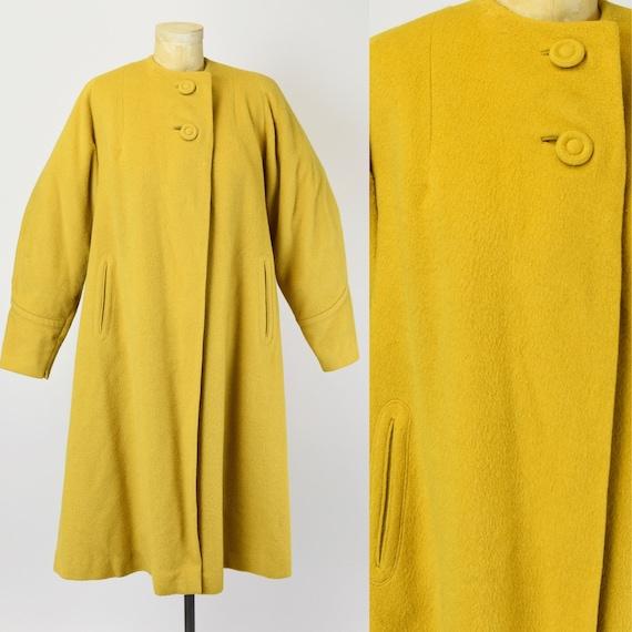 1940's Mustard Coat