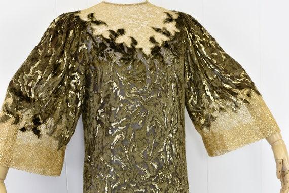 1980's Oscar de la Renta Dress - image 3