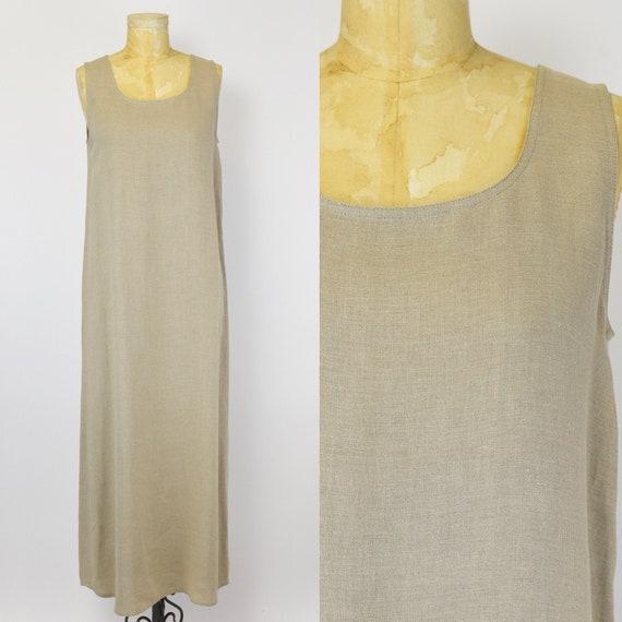 1990's Minimalist Dress