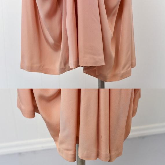 1940s Pink Ceil Chapman Dress - image 9