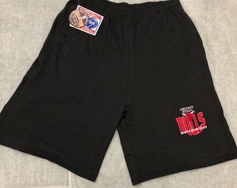 67d9757277b vintage NWT 1991 chicago bulls basketball shorts jersey 90s jersey logo air  jordan OG 90s nba pippen size xl xlarge