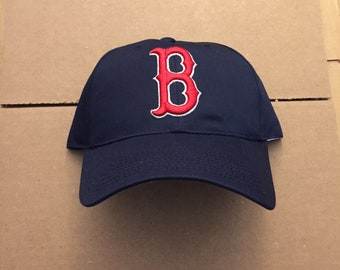 71a640f1a94 Vtg deadstock Boston Red Sox snapback hat dad cap MLB 90s 80s ds vintage  great fit snap back World Series curved brim