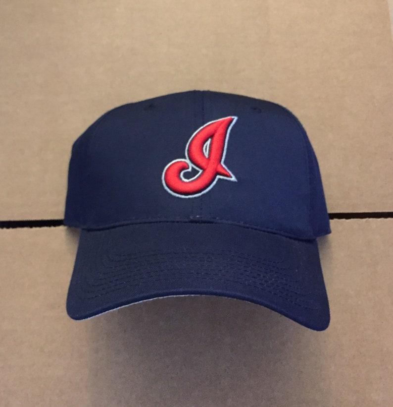 Vtg deadstock Cleveland Indians snapback dad hat cap MLB 90s  229771398069