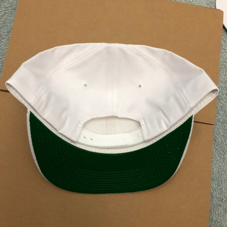 9a1e8004 Vintage deadstock Philadelphia eagles snapback hat cap 90s jersey logo nfl  80s 76ers phillies new era wentz super bowl