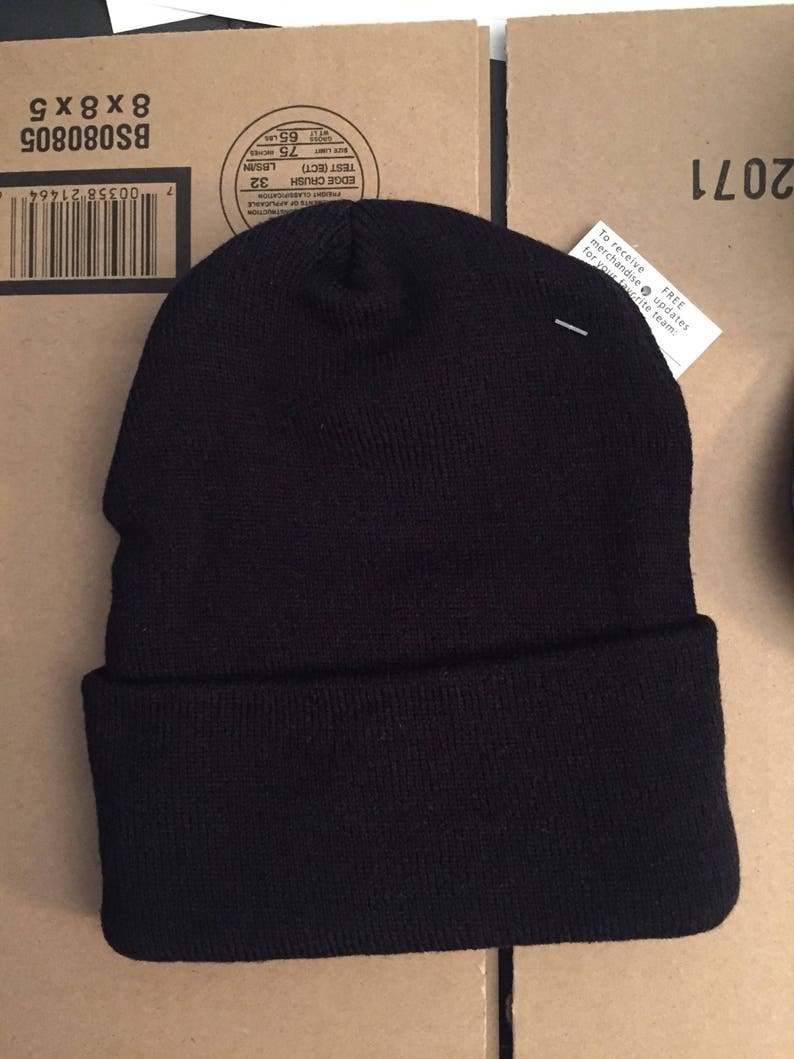 647c36bf vtg deadstock LA los angeles raiders oakland beanie winter hat cuff knit  toque NWA ice cube kings OG nwt nfl