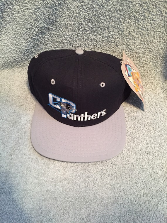 59c039c654e Vintage deadstock Carolina Panthers snapback hat cap 90s